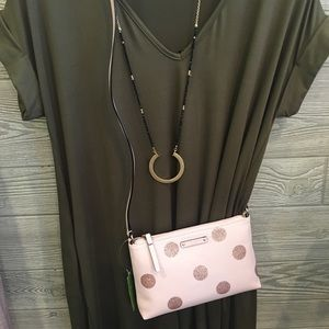 Kate Spade Haven Lane cross body in blush